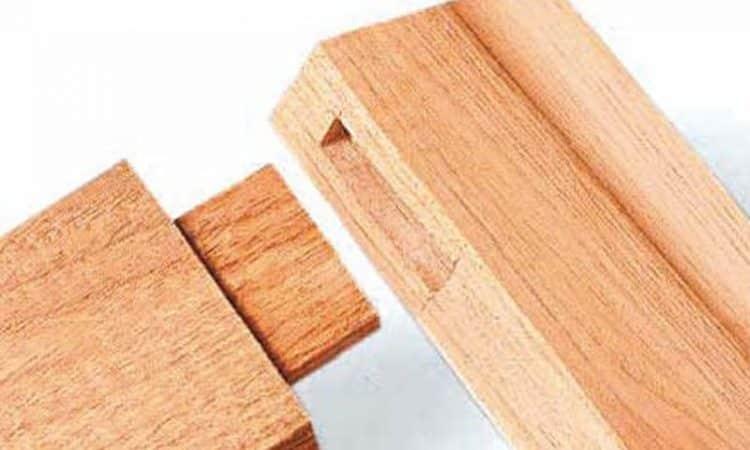 Basswood Timber log