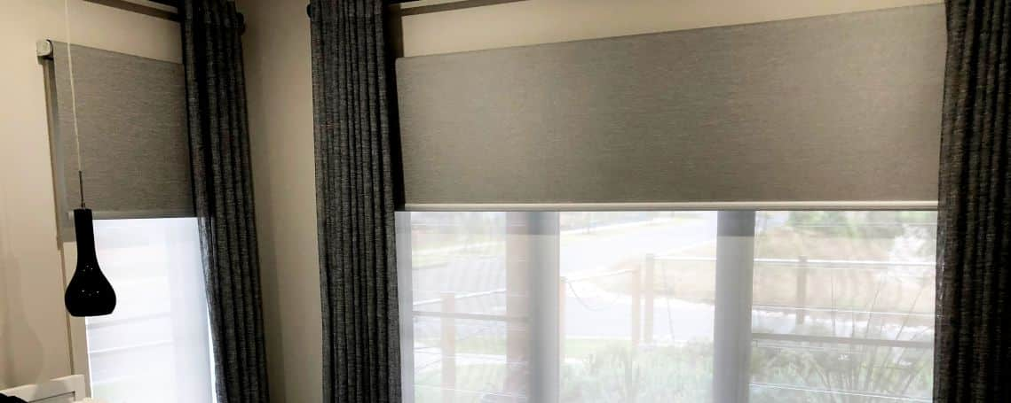 Duo Roller Blinds Newcastle banner image